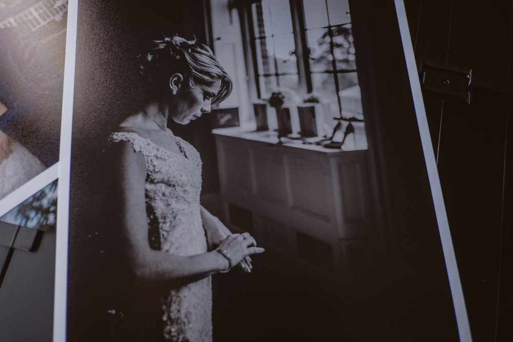 Printed Wedding Pictures