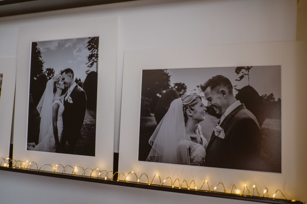 Wedding Matted Prints