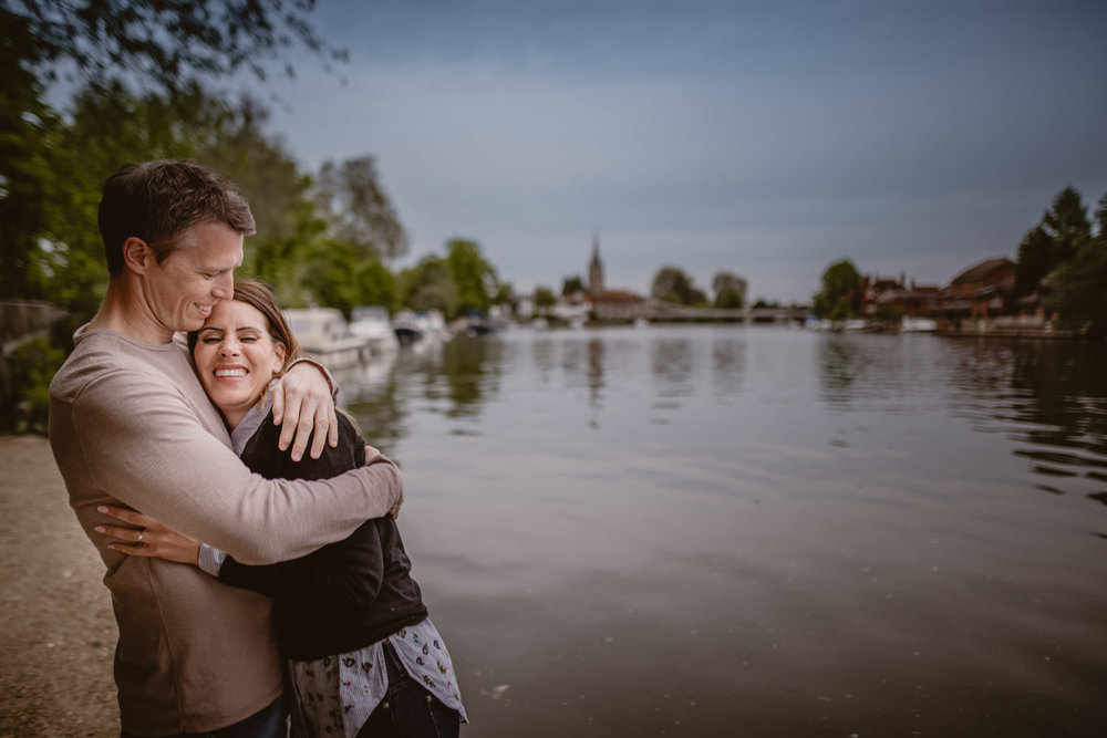 Engagement Session in Buckinghamshire