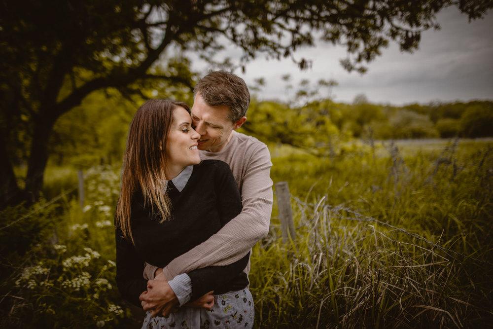 Engagement photos Buckinghamshire