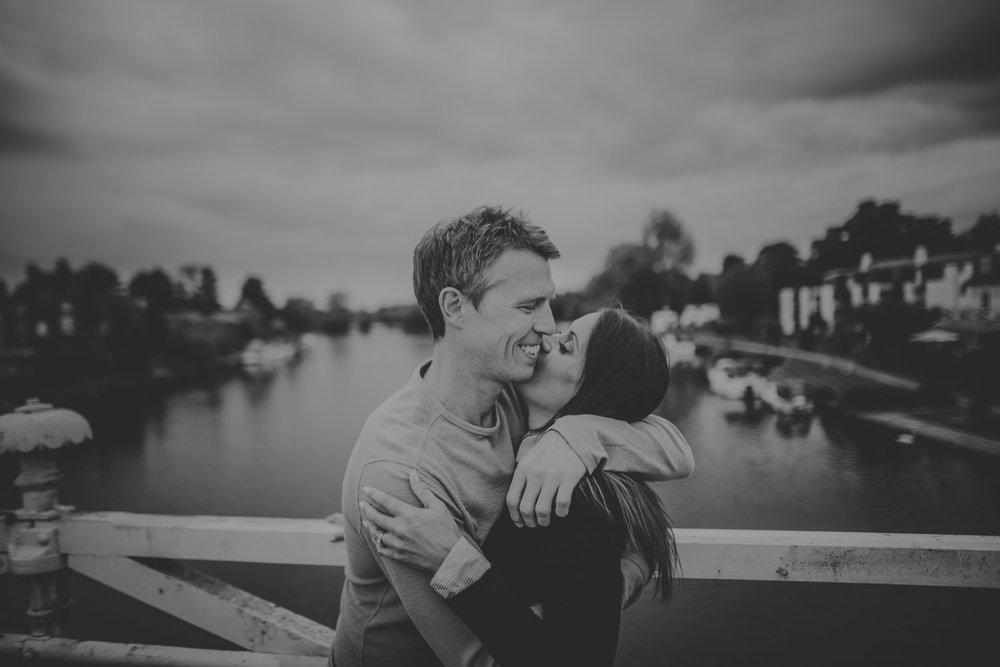 Romantic Photos River Thames