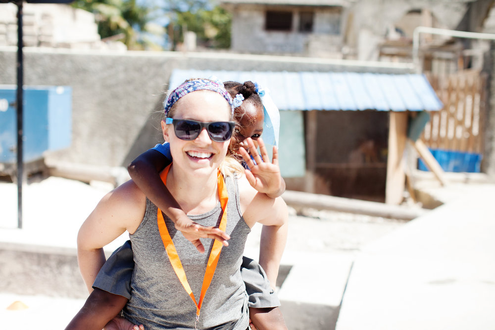 Volunteer with Kozefo - Every year, Kozefo sends a group of 20-25 people to Port-au-Prince to spend a week with our students and staff and to experience Haiti.We will work with specialized volunteers such as doctors, nurses, dentists, contractors, and educators to customize an agenda of activities to suit your specific talents. For more information, e-mail Kozefò's Director, Sara Lein at sara.lein@kozefo.org.