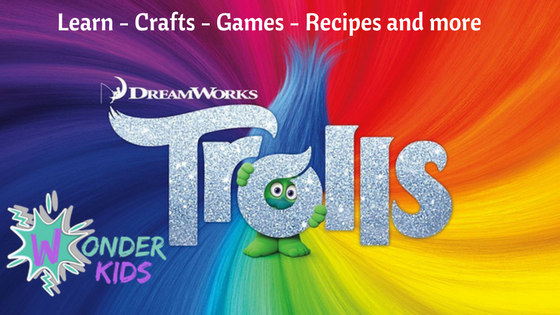 Trolls Party from Wonder Kids