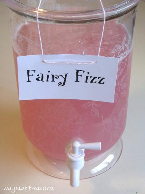 Fairy Fizz Drink