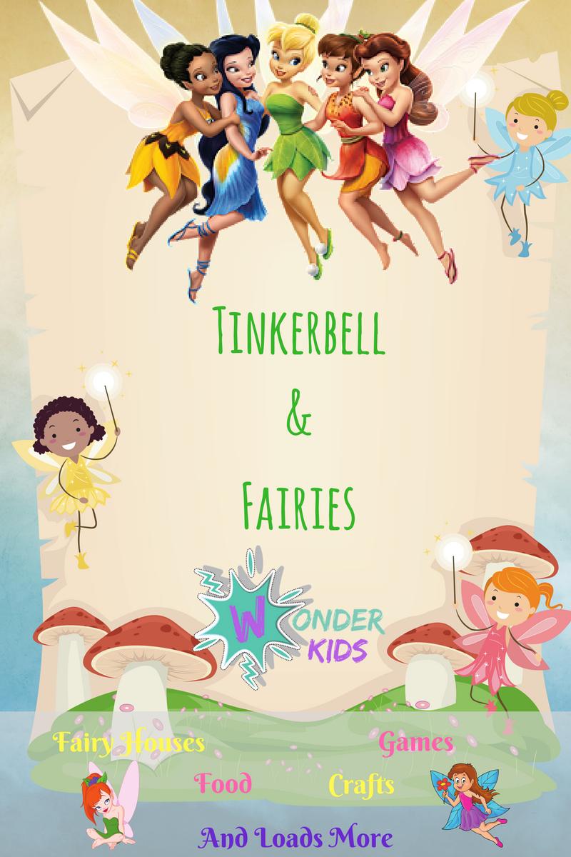 Fairy Crafts from Wonder Kids