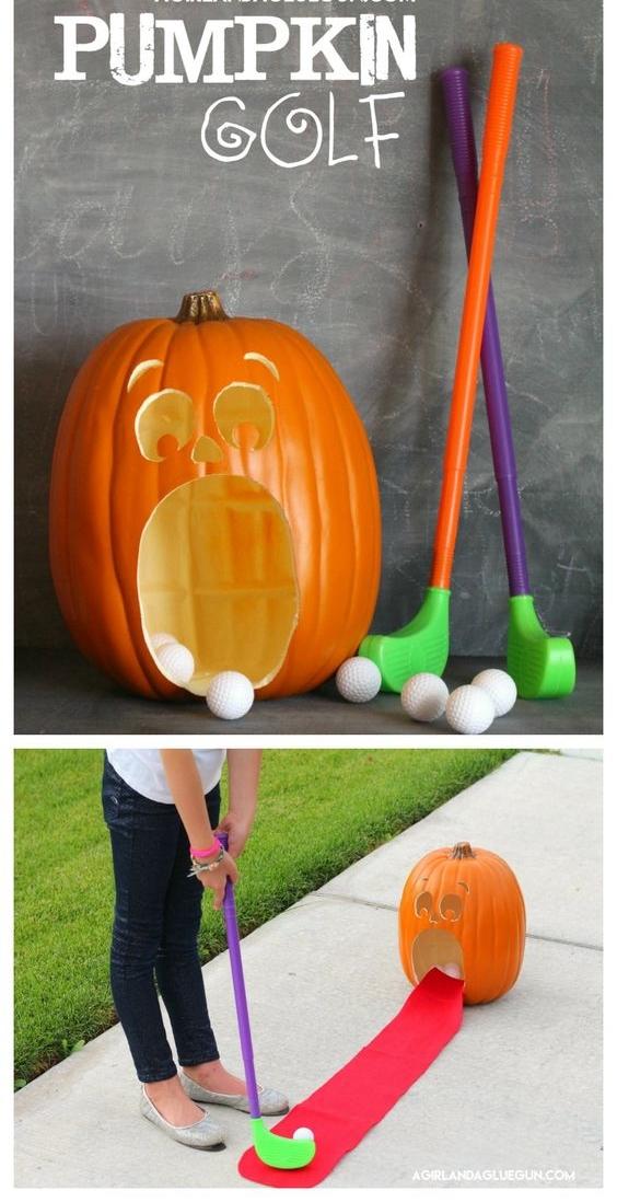 Pumkin Golf from Wonder Kids