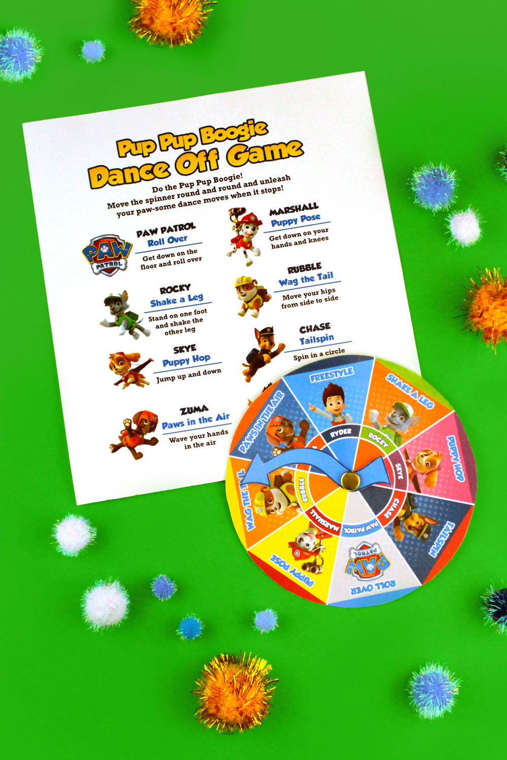 Pup Pup Boogie game from Wonder Kids