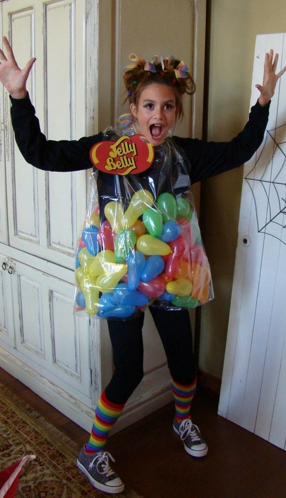 Jelly Belly Costume