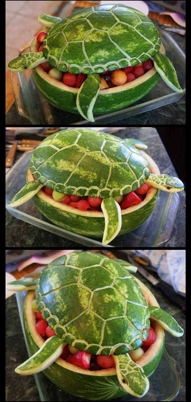 Sea Turtle Moana Party Idea