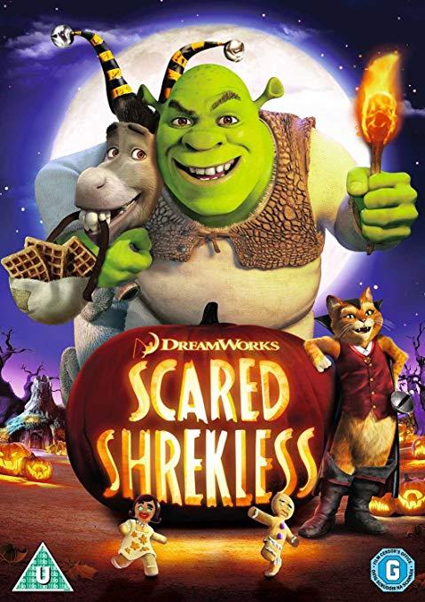 Scare Shrekless