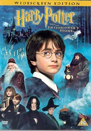 HP & The Philosophers Stone