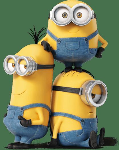 Minion Games from Wonder Kids