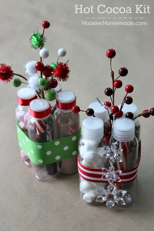 Home made gifts from Wonder Kids