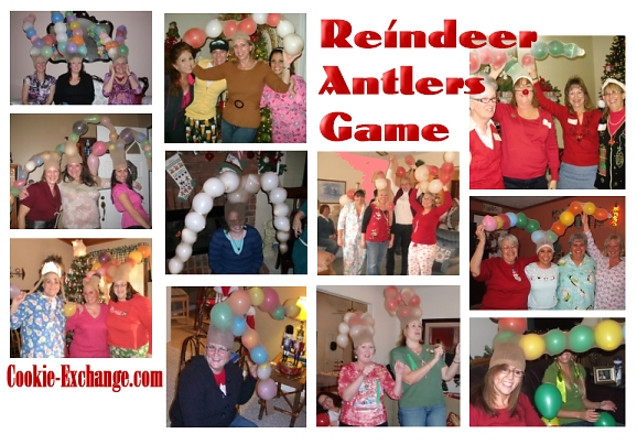 Antler game from Wonder Kids
