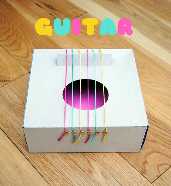 Coco Guitar Make