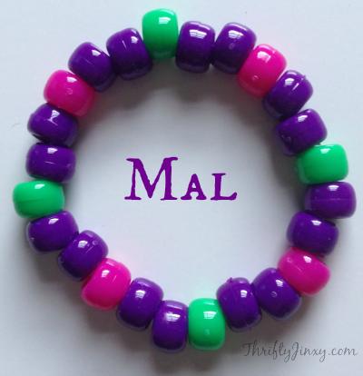 Mal Bracelet How To Descendants