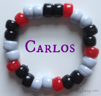 Carlos Bracelet Descendants