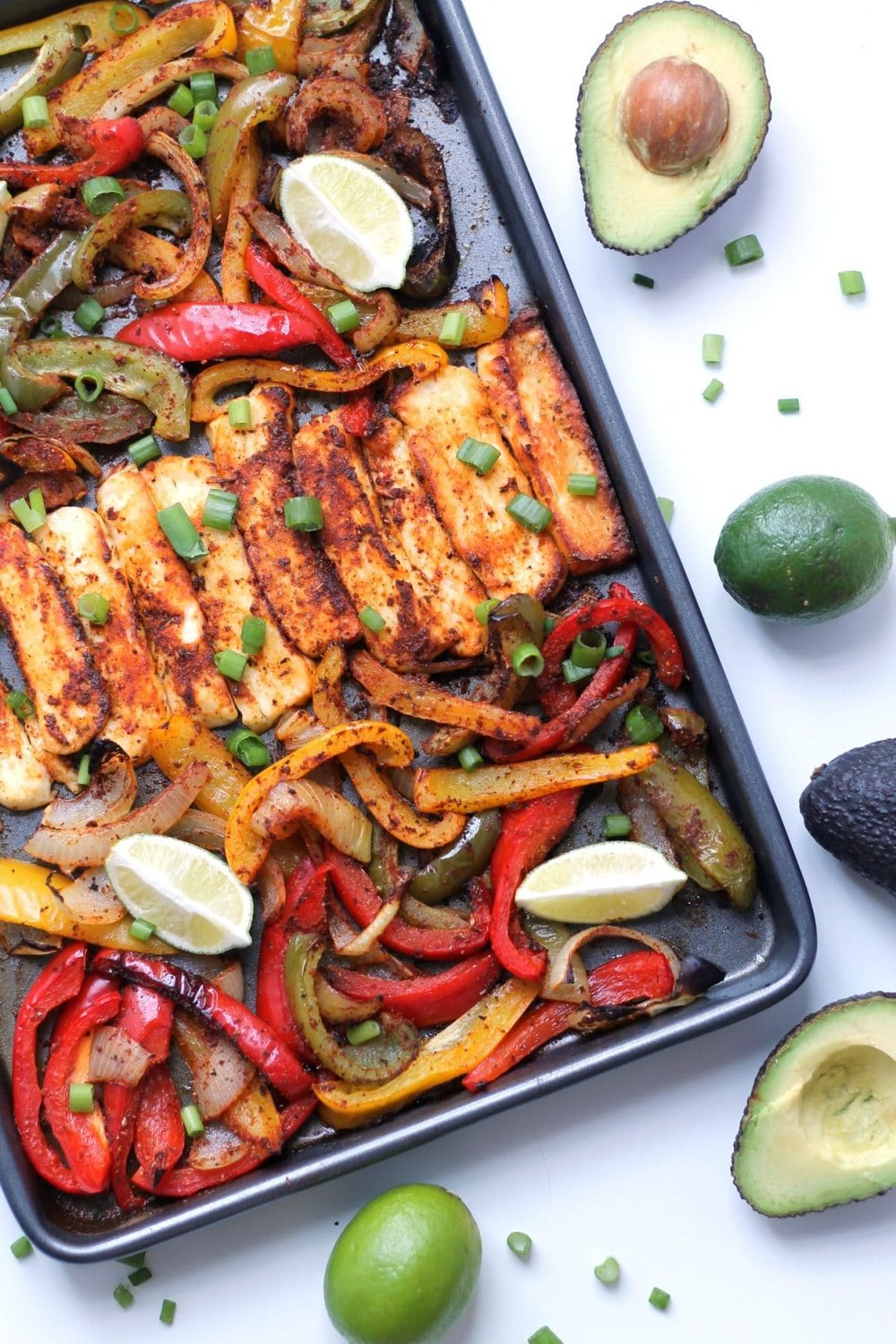 Halloumi Fajitas from Wonder Kids