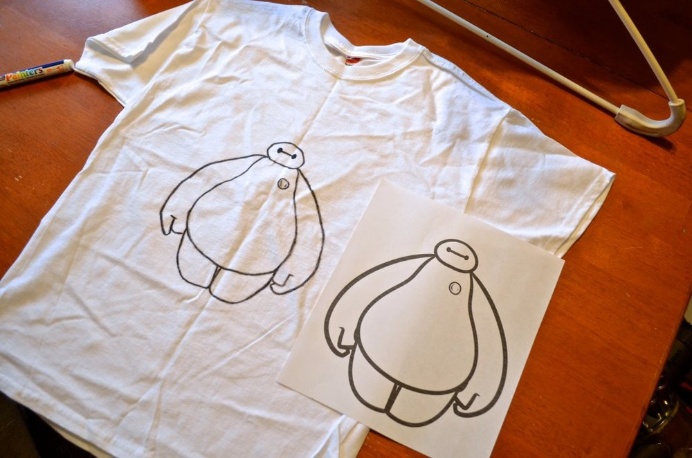 Baymax T -Shirt from Wonder Kids