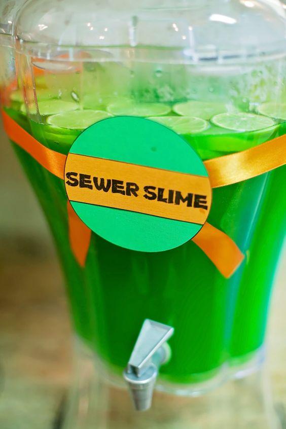 Sewer Slime Juice from Wonder Kids