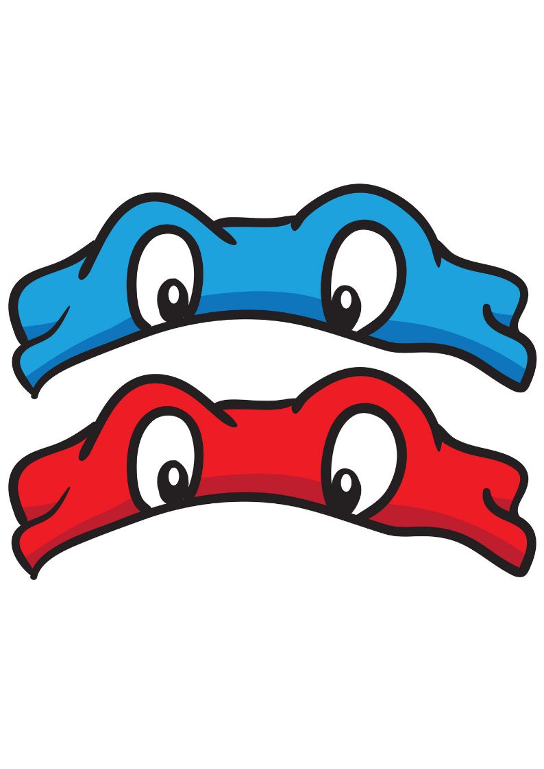 Mask red blue.png