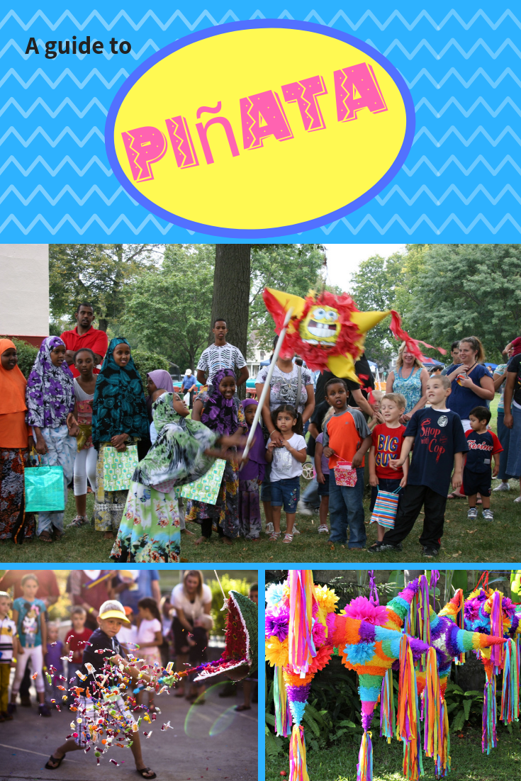 Piñata Guide from Wonder Kids