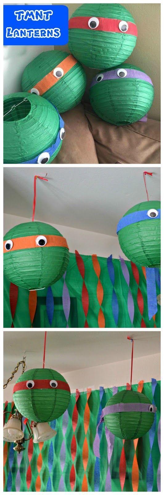 TMNT Lanterns