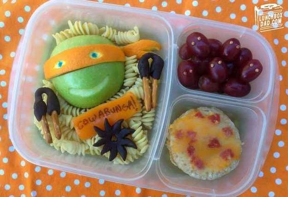 TMNT Lunch