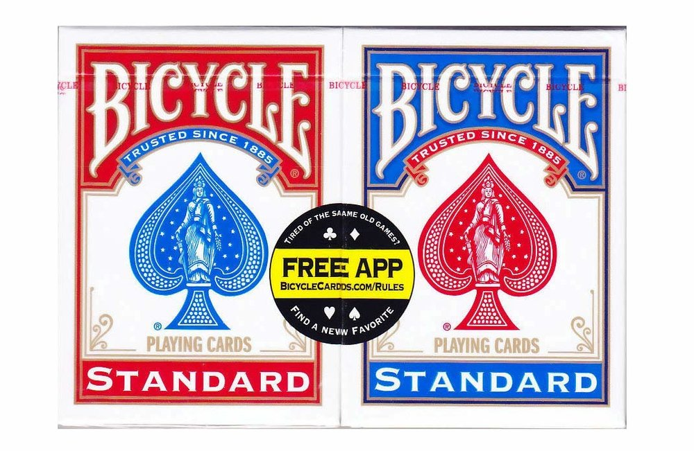 Bicycle Cards Amazon