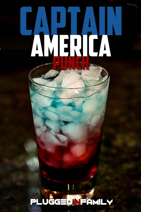 Captain America Punch