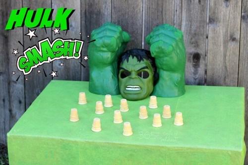 Hulk Smash Game