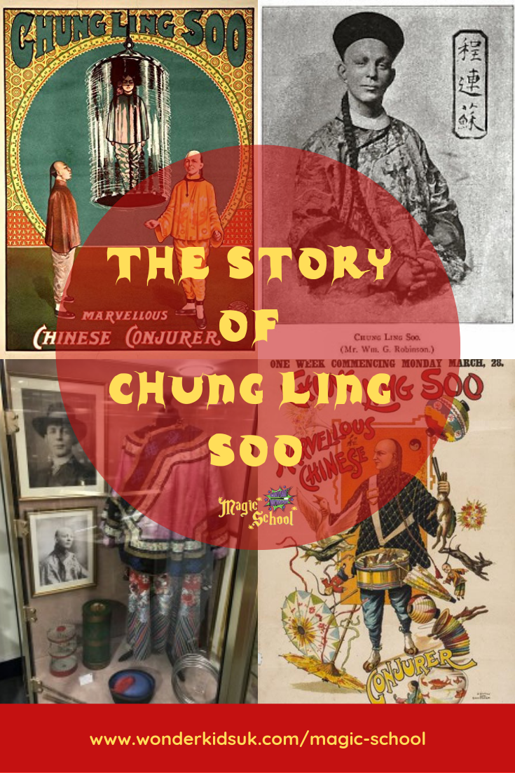 The Story of Chung Ling Soo