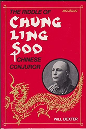Riddle of Chung Ling Soo available on Amazon (link)