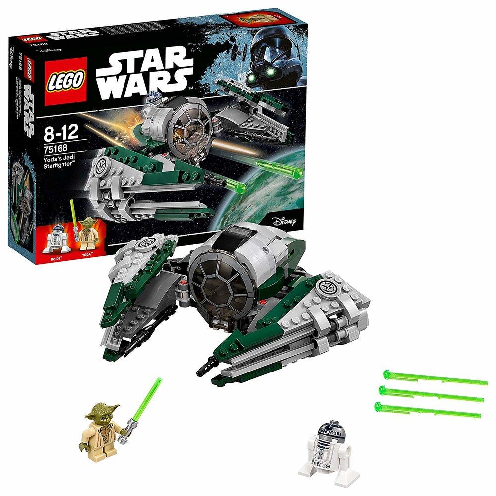 Yoda Star Fighter Set