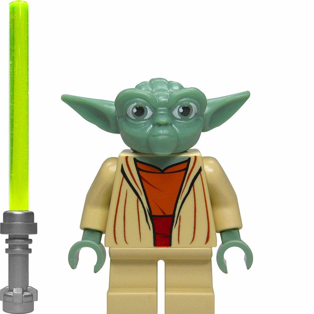 Yoda MiniFig