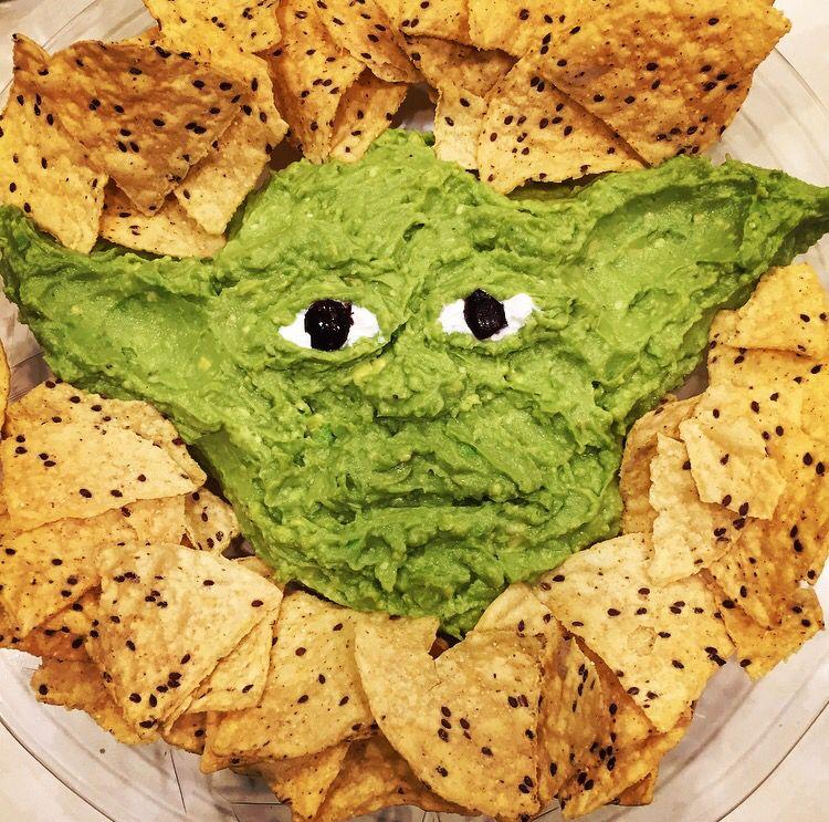 Yoda Guacamole