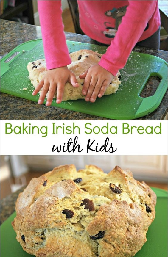 Irish Soda Bread Wonder Kids