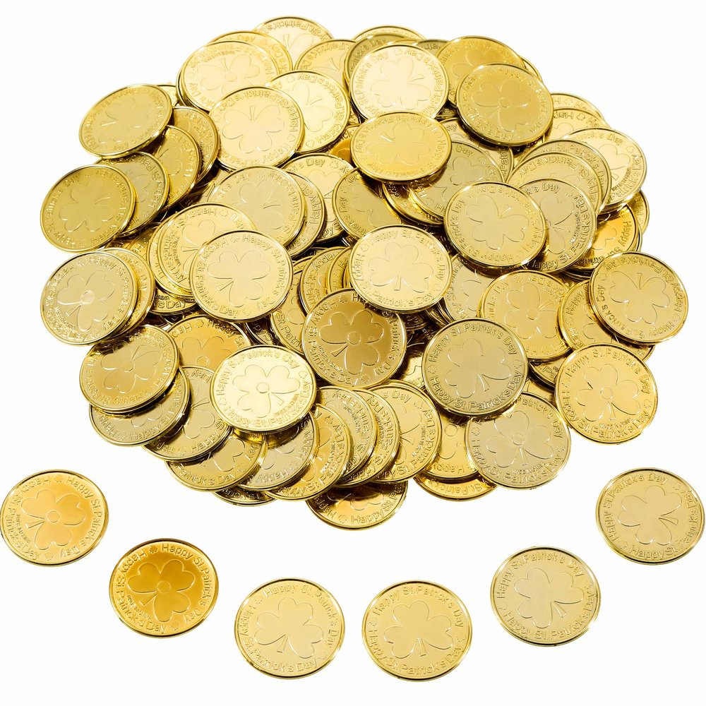 Gold coins on Amazon