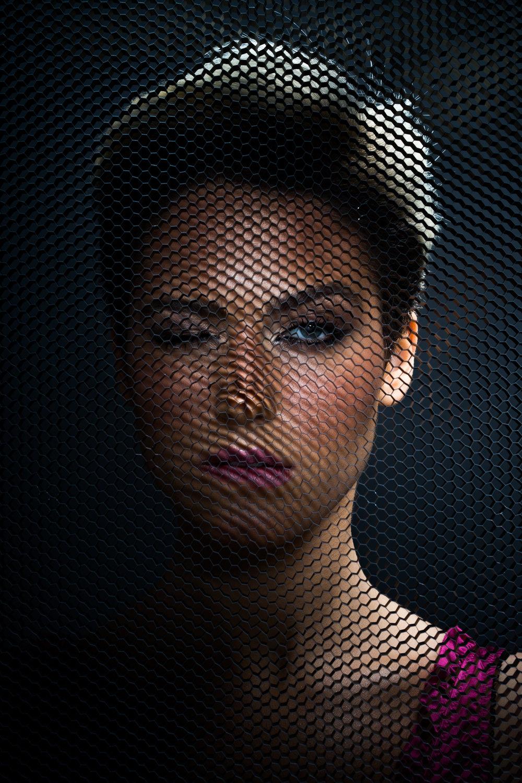 makeup by Alexandra Apreutesei