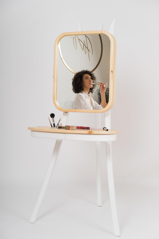Make-up Chevalet