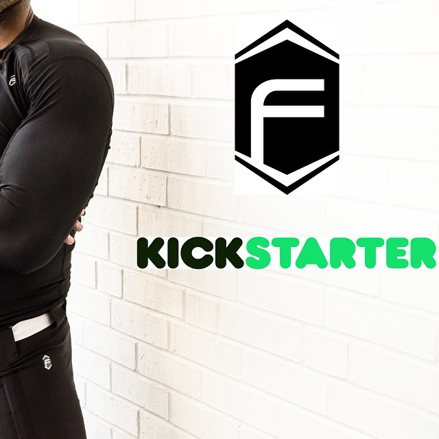 On to day 2 of Kickstarter!  Pledge early and get discounted rates on Resistance Apparel! Bit.ly/kickstartforce www.ForceMA.com