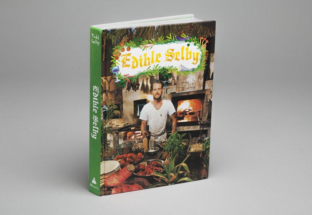 Todd Selby is a photographer and illustrator with an insider's view of his subjects. In the Edible Selby, he visits the kitchens, gardens, homes and restaurants on some of the most creative figures in the culinary world. Our design for his book integrates his photography, personal notes, questionnaires, and illustrations in a manner that gives the sensation of going through his personal journal.  -