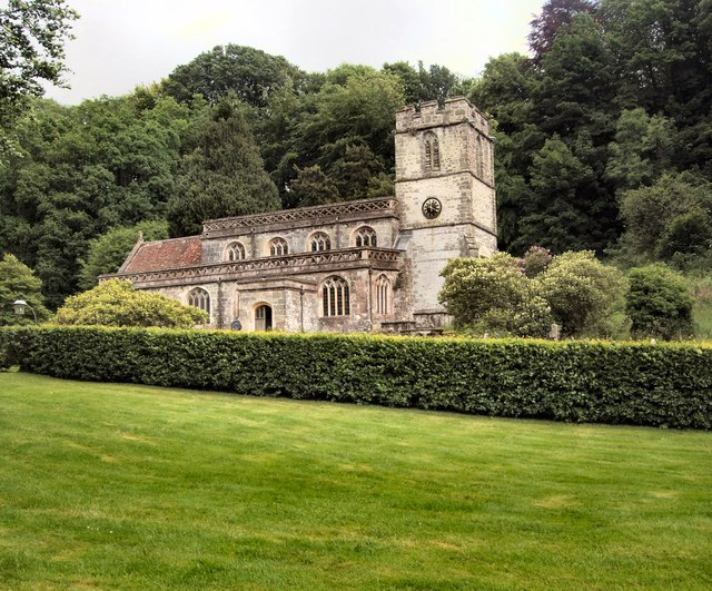 St Peter's Church, Stourhead