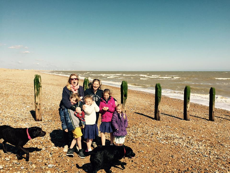 On Winchelsea Beach