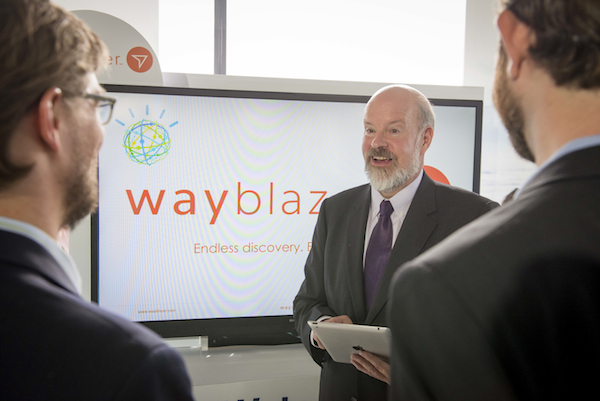 Founder of Travelocity.com, Founding Chairman of Kayak.com and Chariman of Wayblazer, Terry Jones.