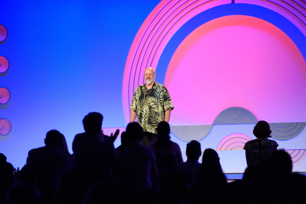 Terry Jones lectures worldwide on Innovation, Disruption & AI.