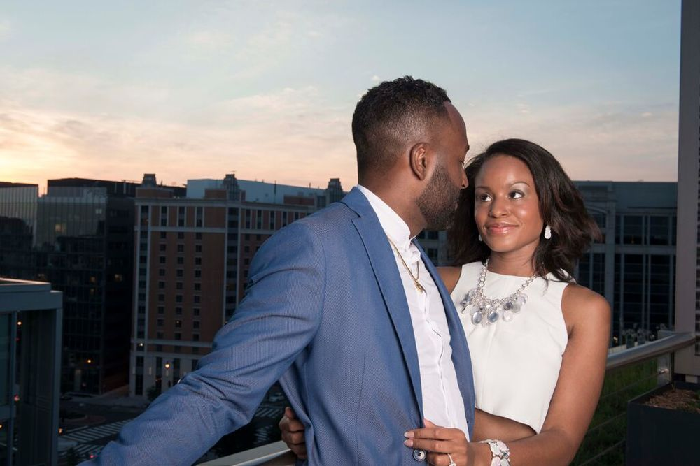 Engagement Photos on a DC Rooftop.jpg