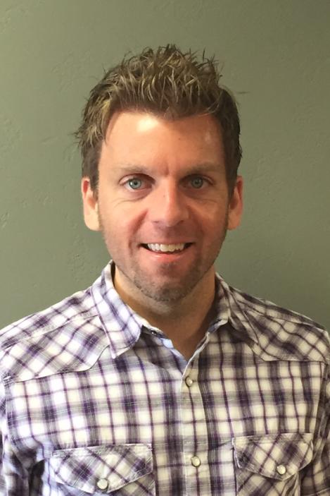 Dan Wright Spiritual Formation Pastor