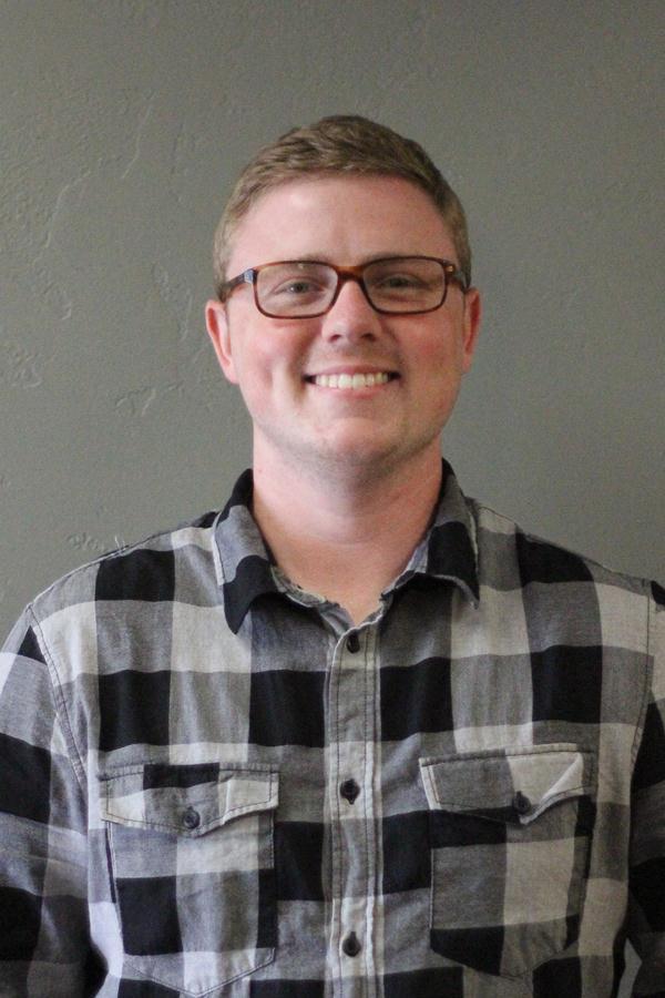 Chase Godwin Youth Pastor