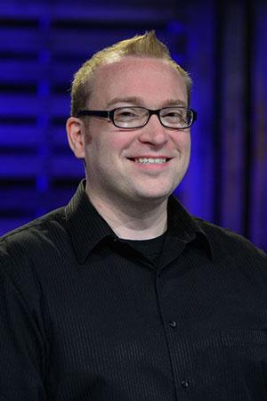 Nate Fietzer Assistant Children's Ministries Director